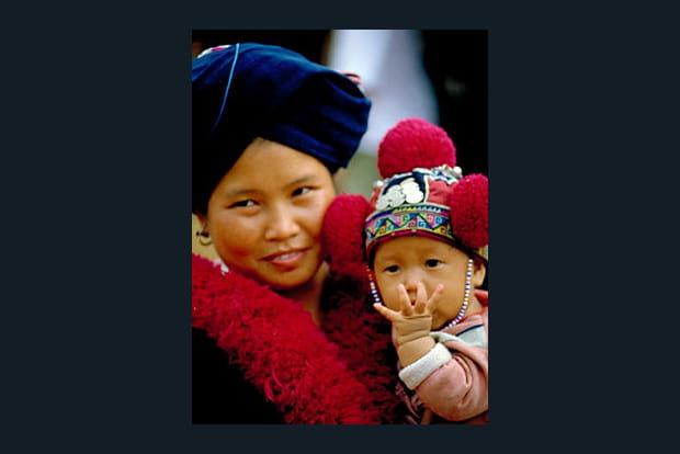 Au coeur des villages thaïlandais