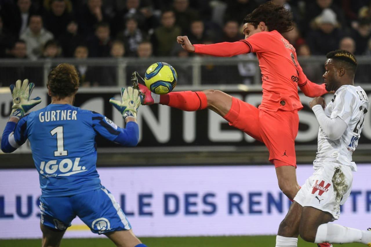 L1: le PSG concède un nul renversant 4-4à Amiens, juste avant Dortmund en C1