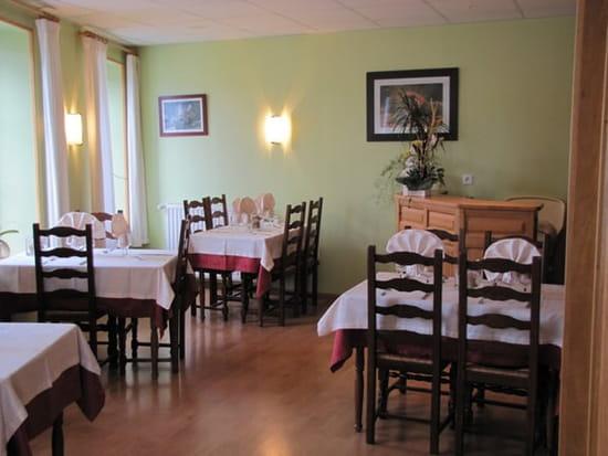 Le Sénéchal - Restaurant gastronomique  - La salle verte -   © Thierry Thomas