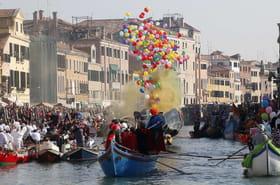 Carnaval de Venise: fête des Marie, vol de l'ange... Le programme de l'édition 2019