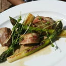 Restaurant : Getaria  - Médaillon de lotte -