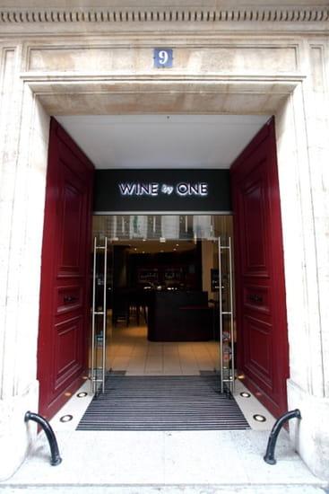 Wine by One Vendôme/Opéra  - WINE by ONE Vendôme/Opéra -