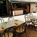 Next Club Restaurant  - Terrasse -
