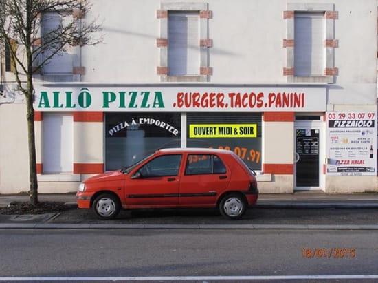 Restaurant : Allo Pizza Dnack  - Bitola  -