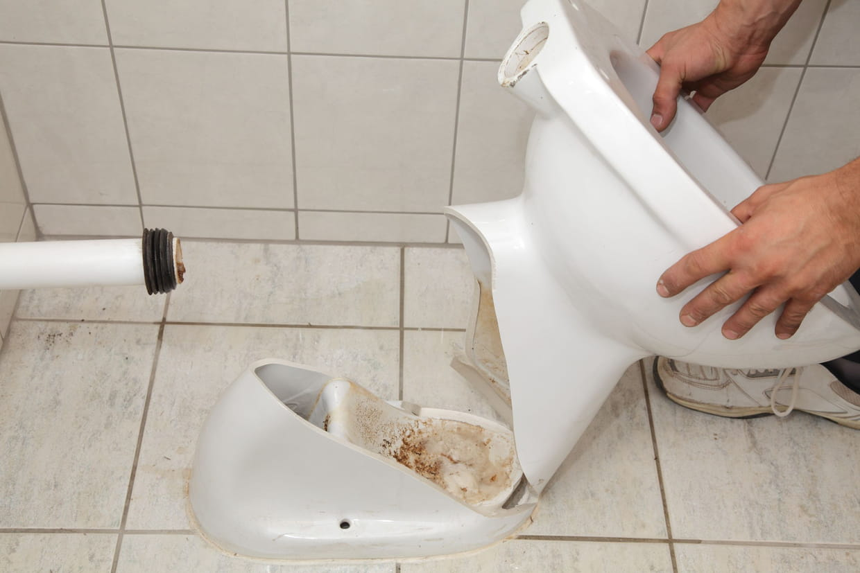 Changer Une Cuvette De Wc remplacer un wc soi-même
