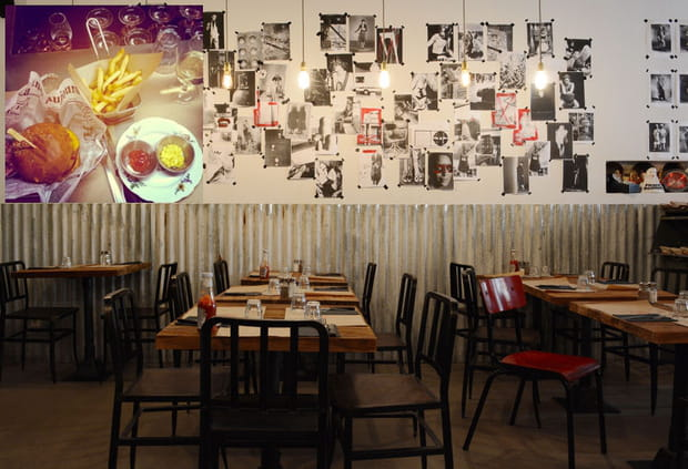 Burger's Banquet à Marseille
