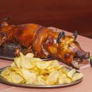 Plat : La Table des Soeurs  - cochon de lait -   © mmmmm