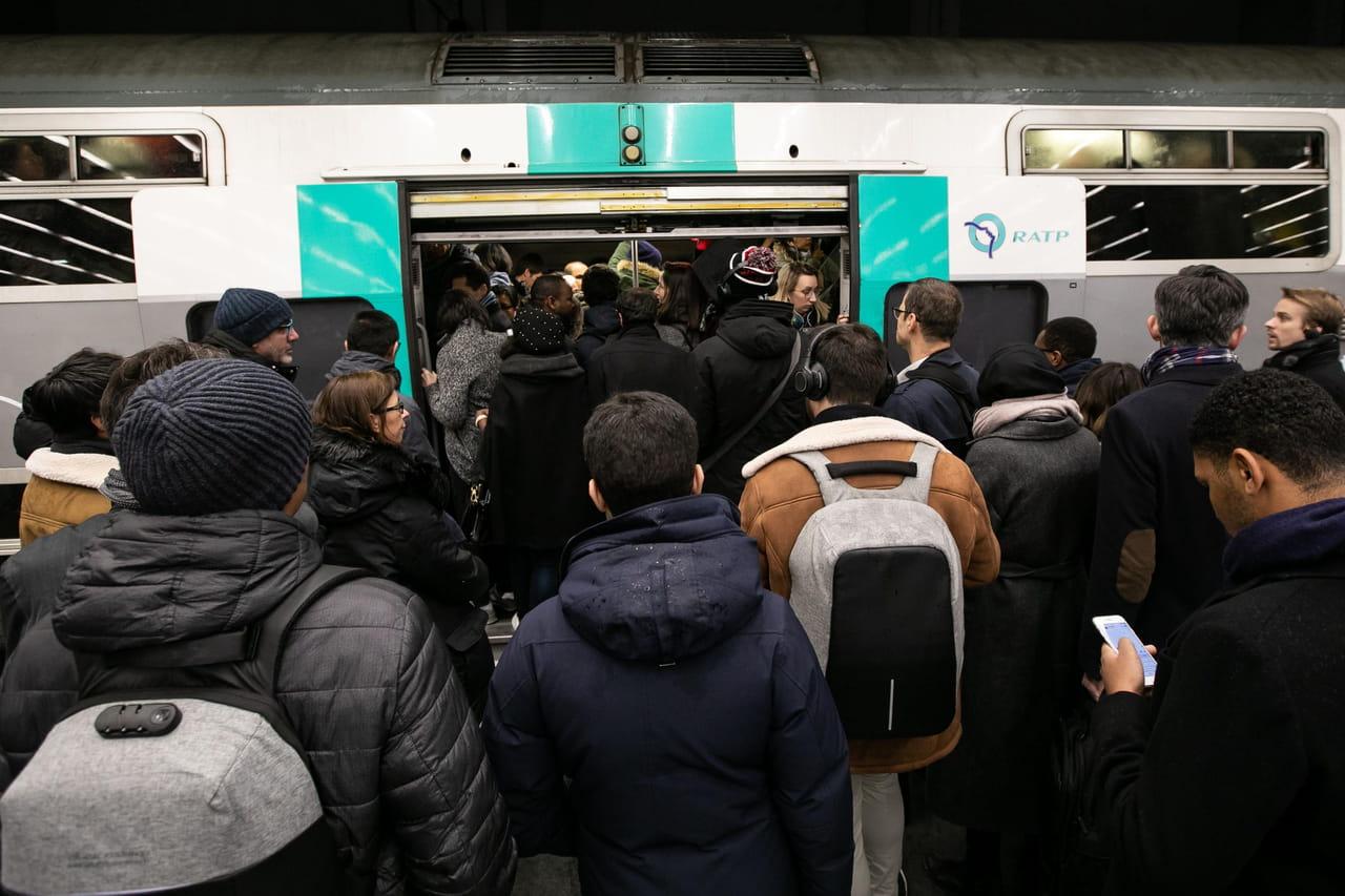 Grève RATP & SNCF: du mieux ce mercredi 15janvier sur les métros et RER! Infos trafic