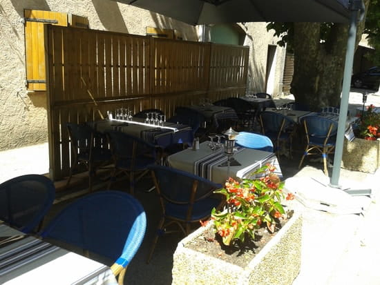 La Table de Lilou  - terrasse -
