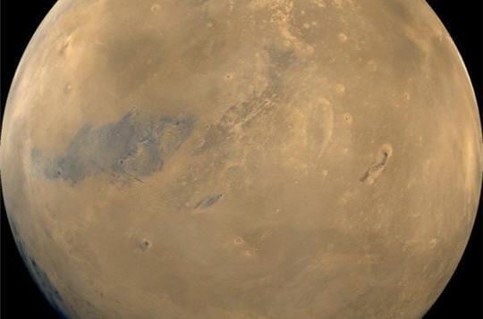 Phoenix: à la recherche d'une vie sur Mars