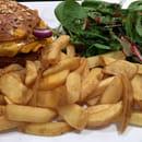 Plat : L'Atelier du Royal  - Le Royal Burger -   © L'atelier du Royal