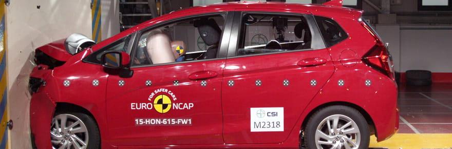 Crash-test : les voitures les plus sûres