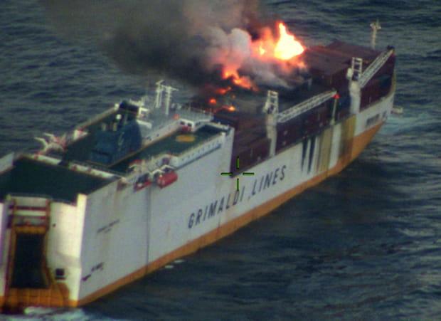 Grande America: le naufrage et ses conséquences en images