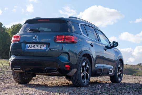 Citroën C5Aircross: quel prix pour le nouveau SUV? [photos, essai]