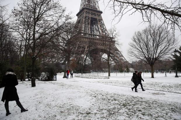 PHOTOS - Les images de la neige en France