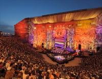 Musiques en fête : Depuis le théâtre antique d'Orange