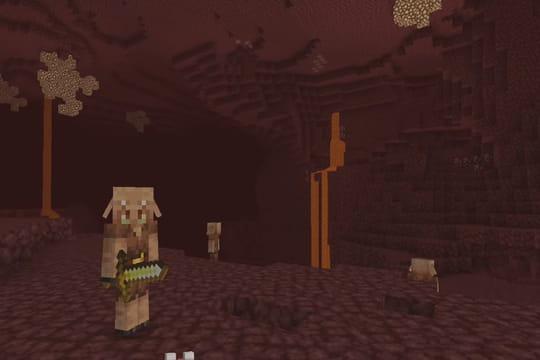 Minecraft: le Nether recevra sa plus grande mise à jour