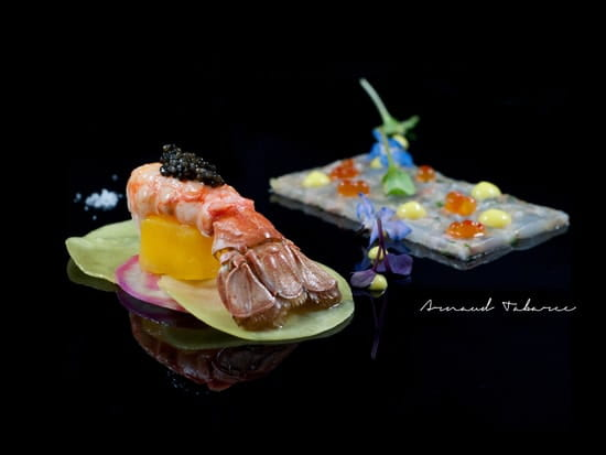 Restaurant Sea Sens  - Le Tartare de Langoustine -   © Aline Gérard