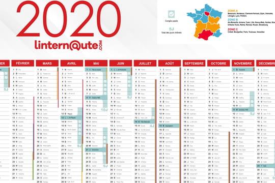 Jours fériés 2020: calendrier, quels jours poserpour avoir plus de vacances?