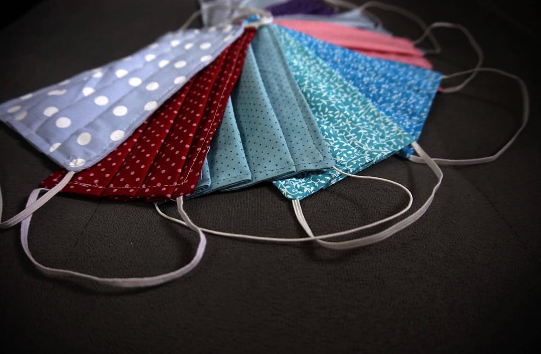 Fabriquer Un Porte Essuie Tout fabriquer son masque en tissu : des patrons et des tutos