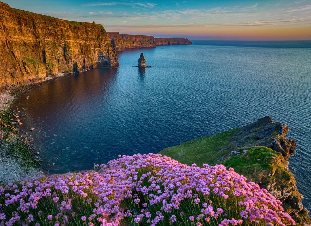 Plus de 50 datant de l'Irlande