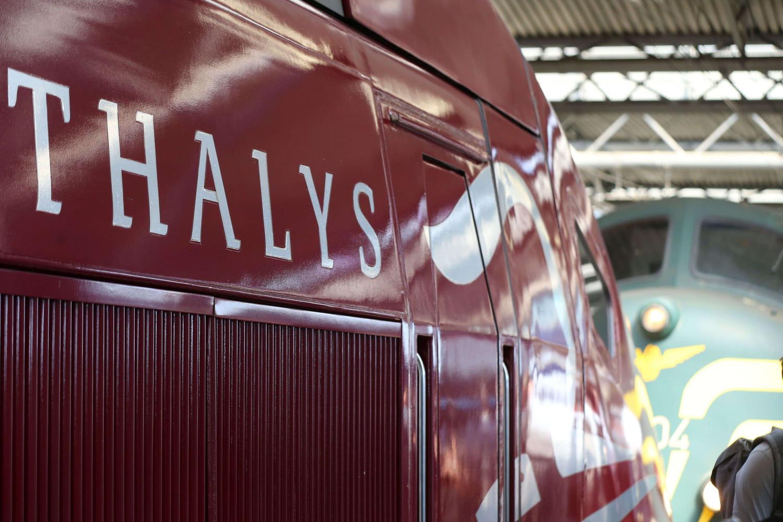 Thalys: la compagnie ferroviaire relance la classe Premium et rouvre son Welcome Bar, les infos