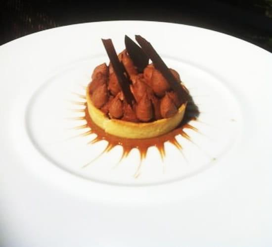 La Passerelle  - Tarte aux chocolats -