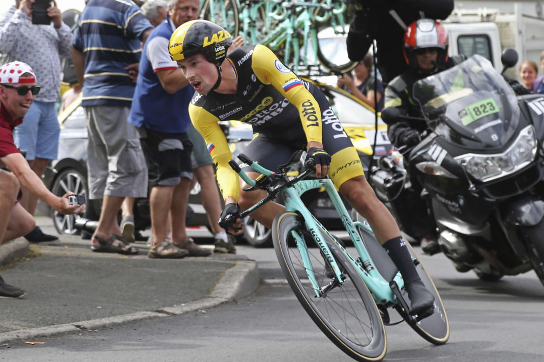 Blessé au bassin, Alejandro Valverde déclare forfait — Tour d'Italie