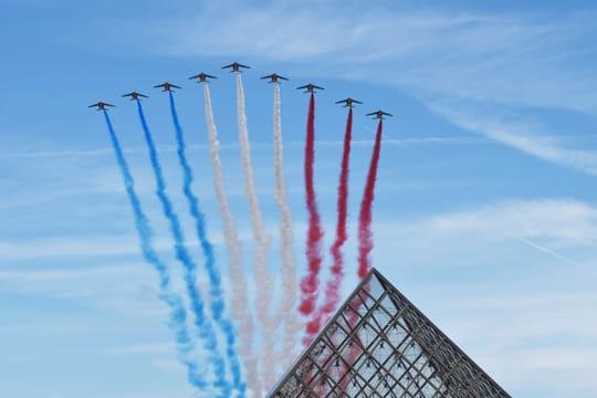 Musée du Louvre: la célèbre pyramide de verre aura bientôt 30ans