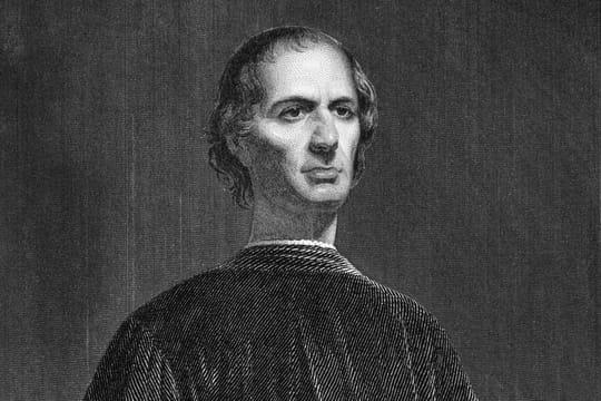 """Nicolas Machiavel: biographie du philosophe, auteur de """"Le Prince"""""""
