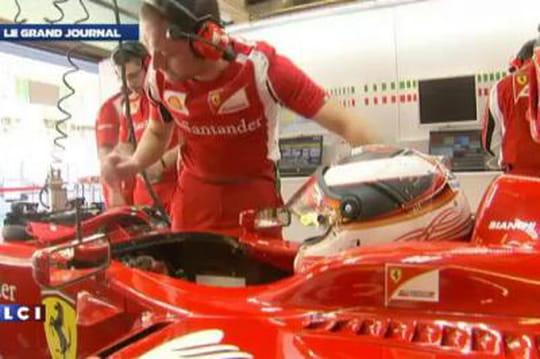 """Jules Bianchi: """"S'il respire seul, c'est un luxe"""""""