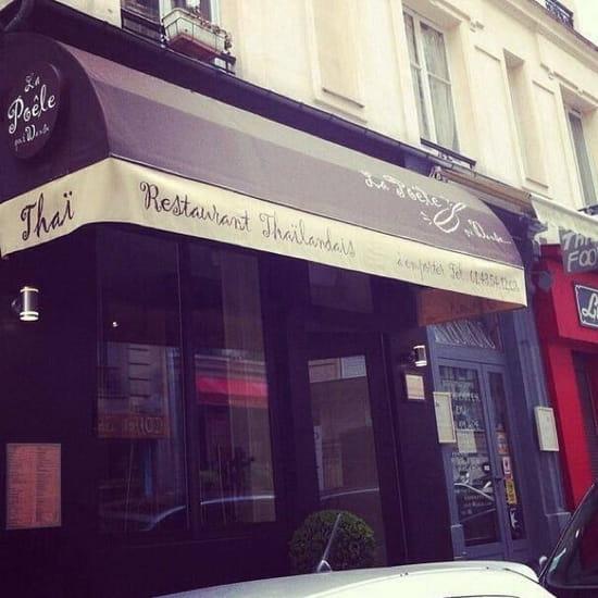 Restaurant : La Poêle qui Danse