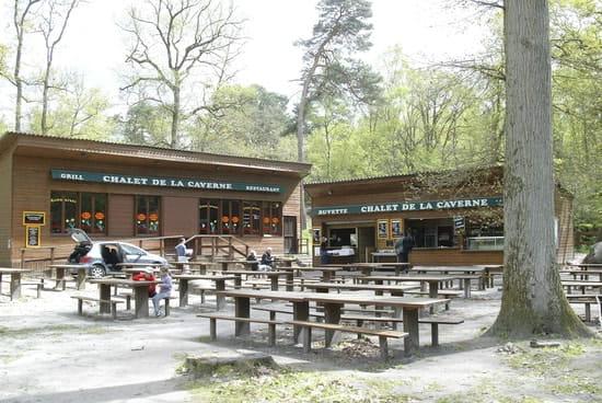 Le Chalet de la Caverne des Brigand  - ext -