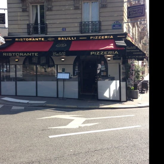 Restaurant : Balilli