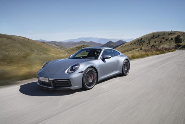 Porsche 911type 992