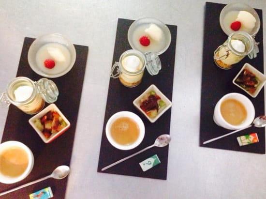 Dessert : Le Rouge Ardoise