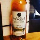 Boisson : Le Bout au Vent  - Pineau de notre partenaire les vignobles Vincent -   © Jd