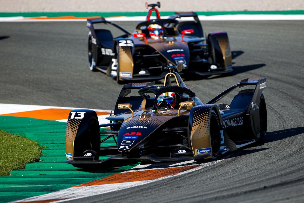 Formule E Rome: les résultats complets