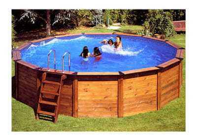 installer une piscine hors sol. Black Bedroom Furniture Sets. Home Design Ideas