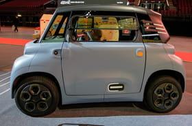 Citroën Ami: une petite citadine électrique à bas prix! Les photos