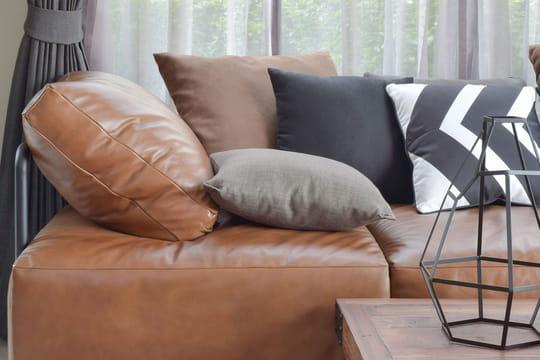 Enlever du stylo sur un canapé en cuir