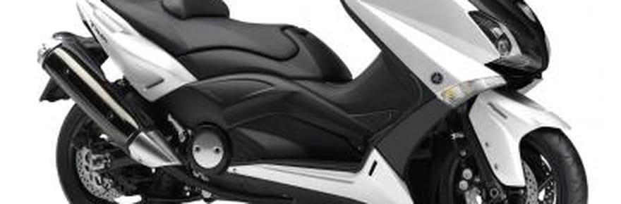 Les motos et scooters les plus volés en France en 2013