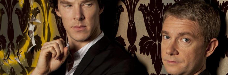 Sherlock saison 4 : le tournage a débuté avec Benedict Cumberbatch, bientôt une date de sortie ?
