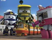 Robot Trains : Une amitié en danger