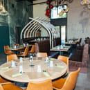 Restaurant : L'Abri des Dinos  - Cadre atypique -   © Lesdinos