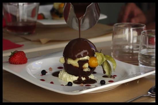 Au Vice Versa  - surprise au chocolat -