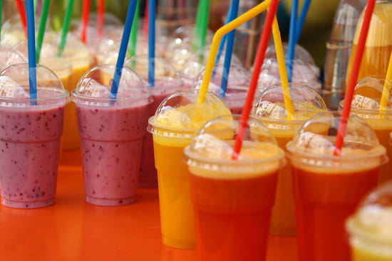 Boisson : Chick'inway  - Smoothies made in Chick'inway -   © Chick'inway