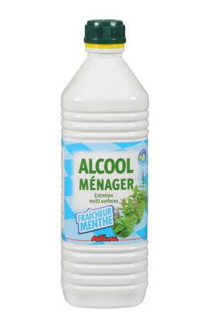 Lalcool Ménager Pour Un Linge Plus Blanc Que Blanc