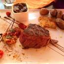 Plat : L'Absolu  - Filet de bœuf 7cm d'épaisseur -