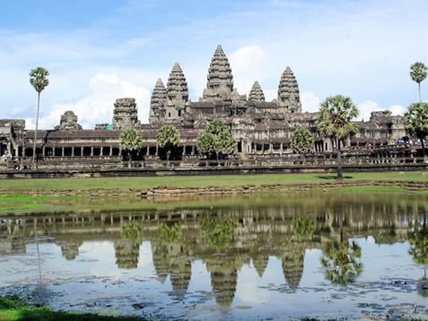 Le Cambodge sur les traces des Khmers